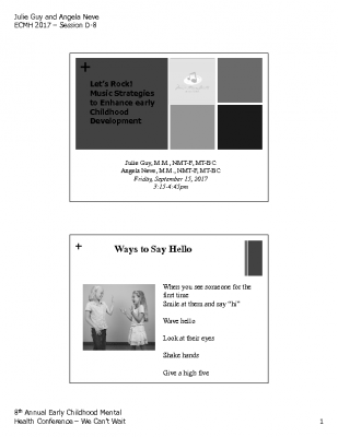 D-8_Julie Guy_Music Therapy_PPT Handout